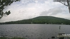 view from Neal Pond on 2018-07-17