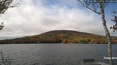 view from Neal Pond on 2018-10-09