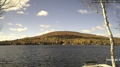 view from Neal Pond on 2018-10-14
