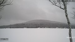 view from Neal Pond on 2019-01-09