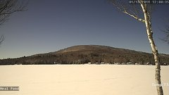 view from Neal Pond on 2019-01-13