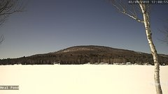 view from Neal Pond on 2019-03-09