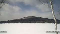 view from Neal Pond on 2019-03-12