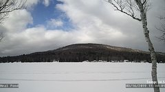 view from Neal Pond on 2019-03-16