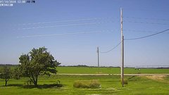 view from Ewing, Nebraska (west view)   on 2018-07-10