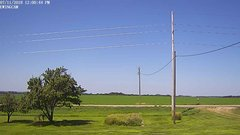 view from Ewing, Nebraska (west view)   on 2018-07-11