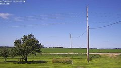 view from Ewing, Nebraska (west view)   on 2018-07-19