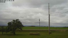 view from Ewing, Nebraska (west view)   on 2018-09-03