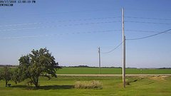 view from Ewing, Nebraska (west view)   on 2018-09-17