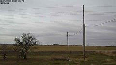 view from Ewing, Nebraska (west view)   on 2018-11-19