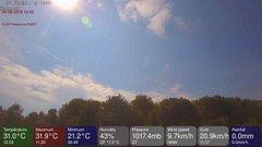 view from MeteoLive webcam SEREMANGE ERZANGE FR57 on 2018-08-04