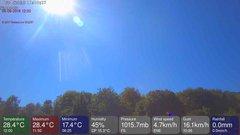 view from MeteoLive webcam SEREMANGE ERZANGE FR57 on 2018-08-06