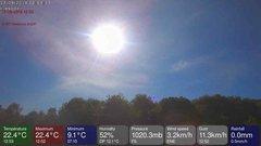 view from MeteoLive webcam SEREMANGE ERZANGE FR57 on 2018-09-17