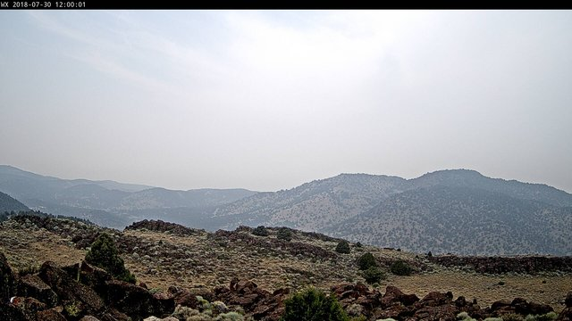 view from Highlands on 2018-07-30