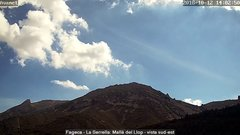 view from Fageca - El Comtat on 2018-10-12