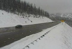 view from 4 - Highway 50 Road Conditions on 2018-11-03