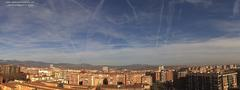 view from LOGROÑO SUR on 2018-11-28