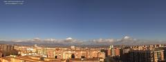 view from LOGROÑO SUR on 2018-11-30