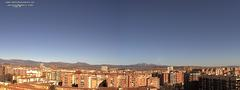 view from LOGROÑO SUR on 2019-02-12