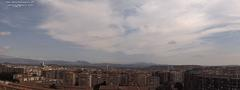 view from LOGROÑO SUR on 2019-07-17
