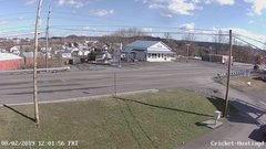 view from William Penn Highway on 2019-02-08