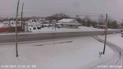 view from William Penn Highway on 2019-02-12