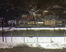 view from Webcam in Bad Schandau, Krippen & Postelwitz on 2019-02-07