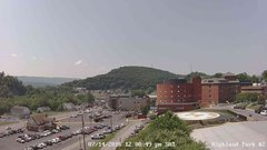 view from Highland Park Hose Co. #2 on 2018-07-14
