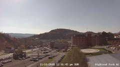 view from Highland Park Hose Co. #2 on 2018-11-11