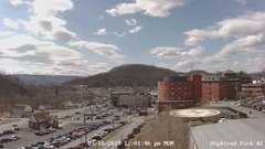 view from Highland Park Hose Co. #2 on 2019-03-18