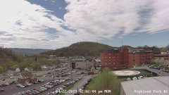 view from Highland Park Hose Co. #2 on 2019-04-22
