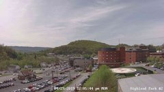 view from Highland Park Hose Co. #2 on 2019-04-29