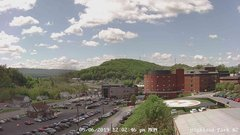 view from Highland Park Hose Co. #2 on 2019-05-06
