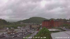 view from Highland Park Hose Co. #2 on 2019-05-12