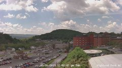 view from Highland Park Hose Co. #2 on 2019-05-16