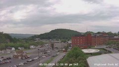 view from Highland Park Hose Co. #2 on 2019-05-18