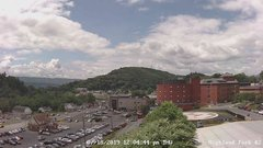 view from Highland Park Hose Co. #2 on 2019-07-18