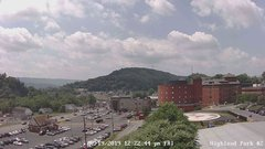 view from Highland Park Hose Co. #2 on 2019-07-19