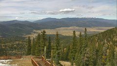 view from Angel Fire Valley on 2018-10-22