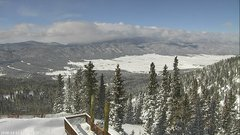 view from Angel Fire Valley on 2018-11-12