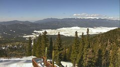 view from Angel Fire Valley on 2018-11-18