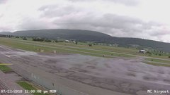 view from Mifflin County Airport (west) on 2018-07-23