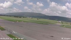 view from Mifflin County Airport (west) on 2018-08-04