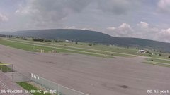 view from Mifflin County Airport (west) on 2018-08-07