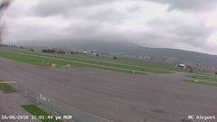 view from Mifflin County Airport (west) on 2018-10-08