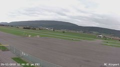 view from Mifflin County Airport (west) on 2018-10-12