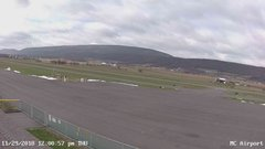 view from Mifflin County Airport (west) on 2018-11-29