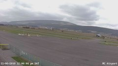 view from Mifflin County Airport (west) on 2018-12-08