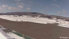 view from Mifflin County Airport (west) on 2019-01-21
