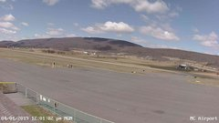view from Mifflin County Airport (west) on 2019-04-01